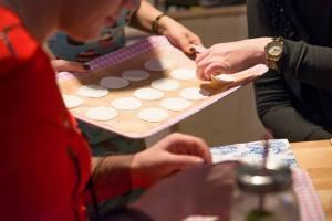 muffintele lõuendid